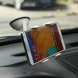 Car Mount Phone Holder for Windshield - Clipper - Fonus J49