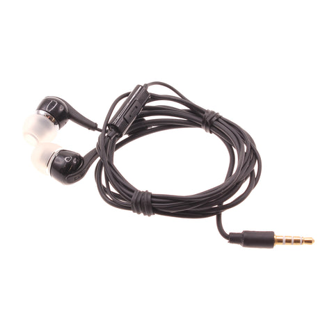 Samsung Original Earphones Flat Headphone - Wired Earbuds - In-Ear - EHS60ANNBEG - Black