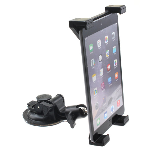 Car Mount Tablet Holder for Windshield and Dashboard - Fonus M07