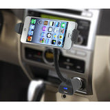 Car Mount for DC Charger Socket - Lightning - USB Port - Fonus J73
