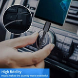 Aux Cable MFI Lightning to 3.5mm Audio Cord Car Stereo Aux-in Speaker Wire Headphone Jack Adapter - ZDA73