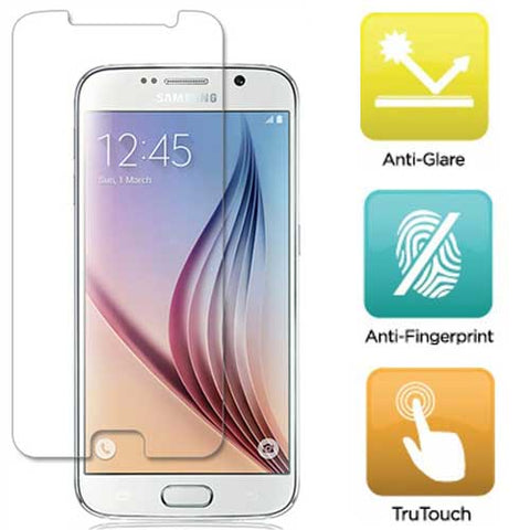 Samsung Galaxy S6 - Anti-glare Screen Protector Silicone TPU Film