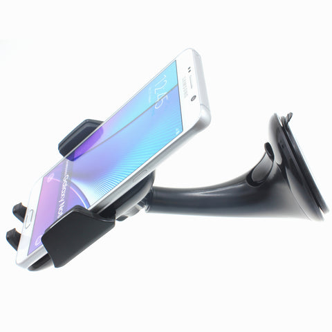 Car Mount Phone Holder for Dashboard and Windshield - Fonus B76