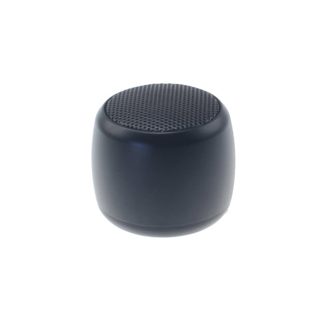 Ultra Mini Wireless Speaker - Hands-free Mic - Remote Selfie Shutter - Black - L48