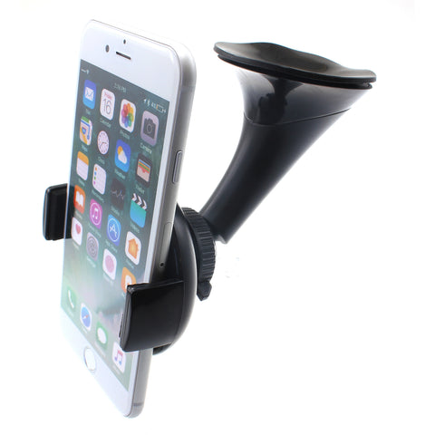 Car Mount Holder for Windshield - Compact - Fonus C97