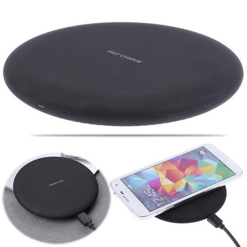Ultra Slim Wireless Charger Fast Charging Pad - K80