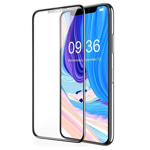 iPhone X/XS/11 Pro - Ceramics Screen Protector 3D Curved - Full Cover - Shutter Proof