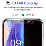 iPhone XS/11 Pro Max - Ceramics Screen Protector 3D Curved - Full Cover - Shutter Proof