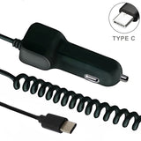 20W 3.1A TYPE-C Car Charger Extra USB Port - Fonus C11