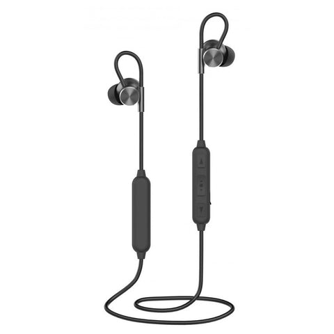 Neckbank Sports Wireless Earphones - Black - L75