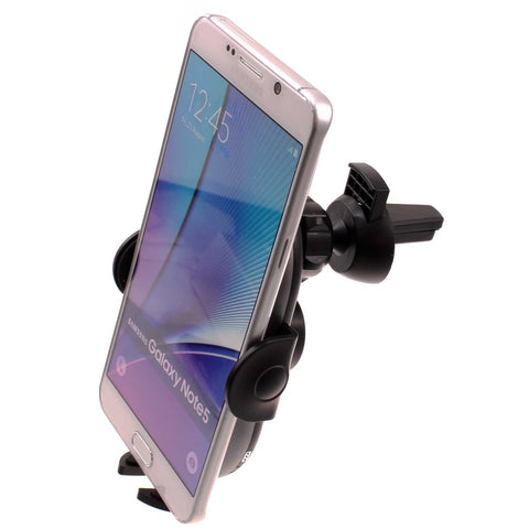 Car Wireless Charger Mount Dashboard Air Vent Holder Fast Charge Auto Sensor Dock - ZDE57