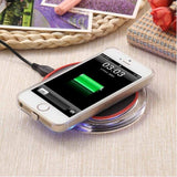 Slim Fast Wireless Charger Charging Pad - V09