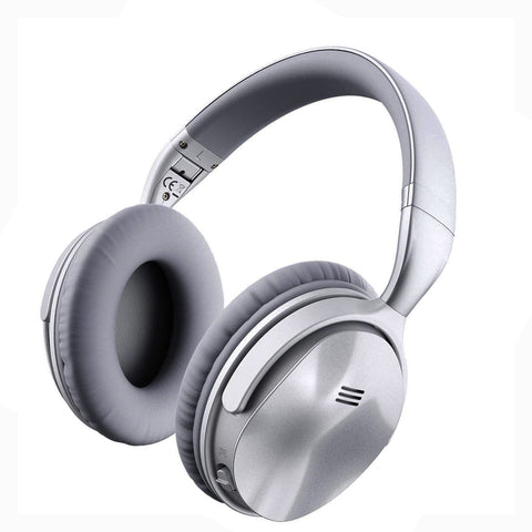 Wireless Bluetooth Headphones Foldable Headset Active Noise Cancelling Hands-free - ZDA74