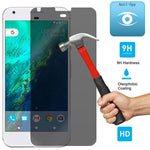 Google Pixel - Privacy Screen Protector - Tempered Glass - 3D Full Cover