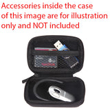 Earphone Case - Medium - Black - Fonus B91
