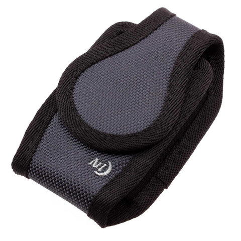 Nite Ize Case Belt Clip Canvas Rugged Holster - Magnet Cover - Gray