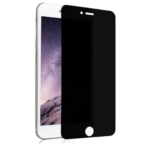 iPhone 7/8 Plus - Privacy Screen Protector - Tempered Glass - 3D Full Cover