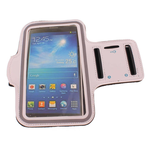 White Samsung Galaxy S9 Plus Armband
