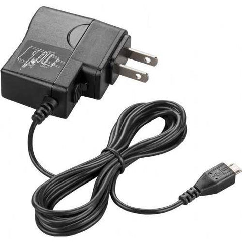 OEM Home Wall Travel AC Adapter Charger Micro USB Black