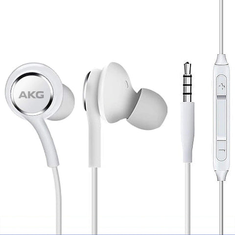 Samsung Original AKG Headphones 3.5mm Earphones - White