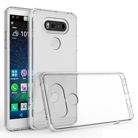 Clear Case Hybrid Bumper Cover - Scratch-Resistant - Shockproof - Clear - Selna J30