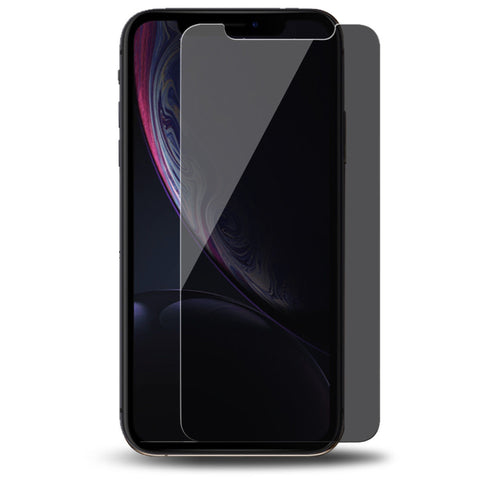 iPhone X/XS/11 Pro - Privacy Screen Protector - Tempered Glass - 3D Full Cover