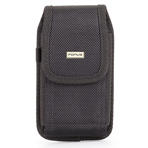Case Rugged Holster Swivel Belt Clip - LCASE70 - Black - Fonus D87