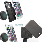 Magnetic Car Mount Phone Holder for Dash Windshield - Fonus B10