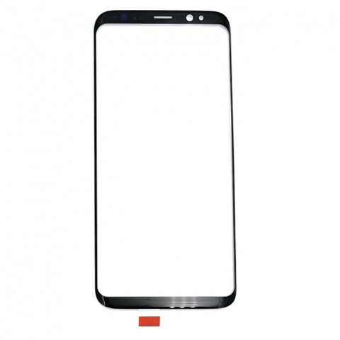 Samsung Outer Front Glass Lens Replacement for Galaxy S8 - Black