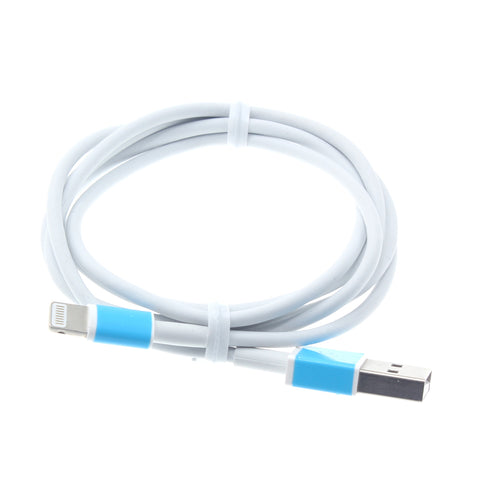 White 3ft USB Cable