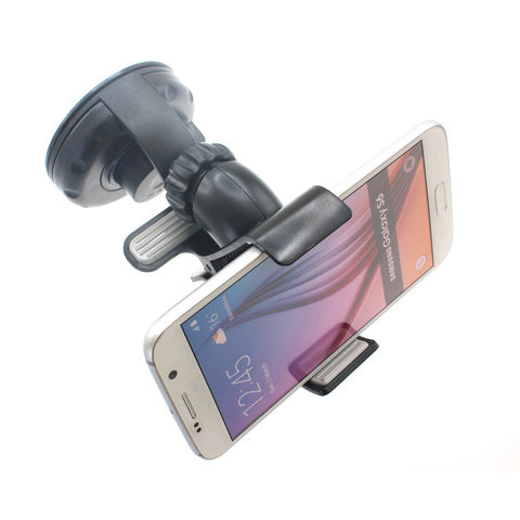 Car Mount Phone Holder for Windshield - Clipper - Fonus B94
