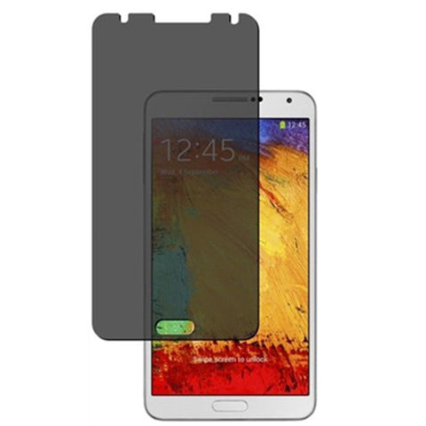 Samsung Galaxy Note 3 - Privacy Screen Protector TPU Film