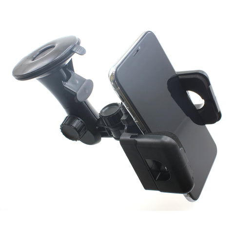 Car Mount Phone Holder for Dash and Windshield - Fonus B45