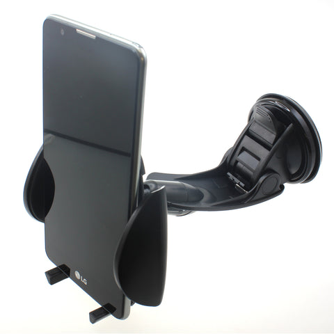 Car Mount Phone Holder for Dashboard and Windshield - Fonus C22