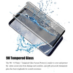 Samsung Galaxy S9 - Privacy Screen Protector - Tempered Glass - 3D Full Cover