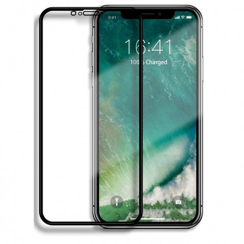 iPhone XR/11 - Ceramics Screen Protector 3D Curved - Full Cover - Shutter Proof