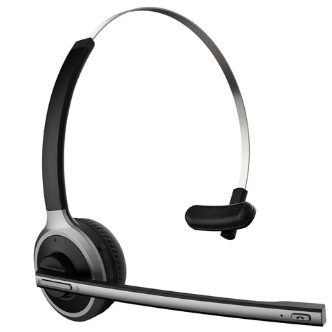 Bluetooth Headphone Over The Head Wireless Earphone with Boom Microphone - L96