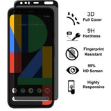 Google Pixel 4 XL - Privacy Screen Protector 3D Tempered Glass