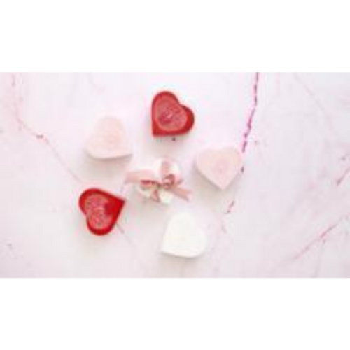 Heart Candles - Assorted