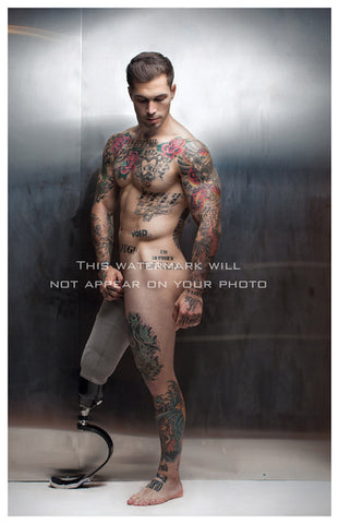 "Alex Minsky -  11"" X 17"" Edition of 25"