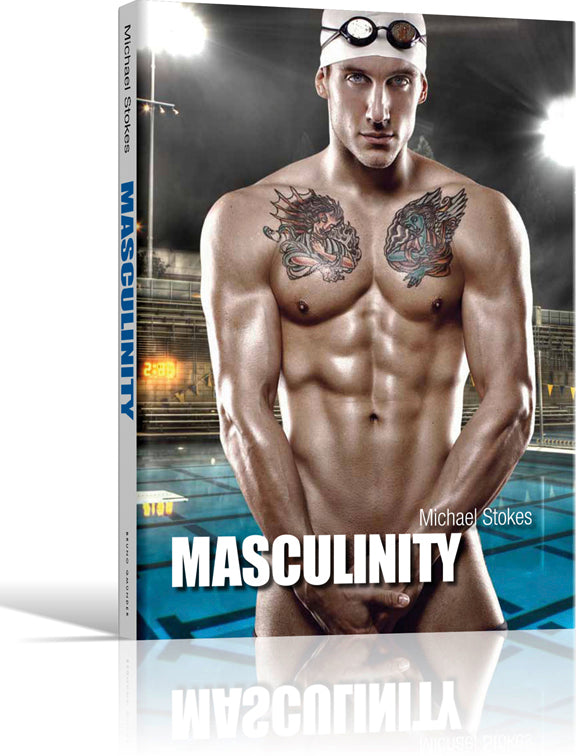 Masculinity - coffee table book Second Edition hand signed by Michael Stokes (2018)