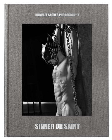 SINNER OR SAINT (SIGNED) - coffee table book (2020)