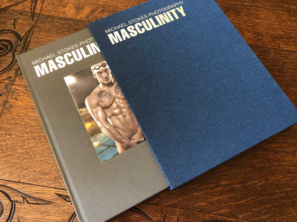 Masculinity - COLLECTOR'S EDITION coffee table book (2018)