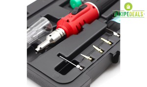 Cordless Soldering Iron & Blow Torch