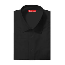 Load image into Gallery viewer, Keep Ruling Black Button Up Shirt