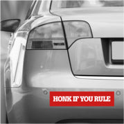 Keep Ruling Bumper Sticker 4-Pack