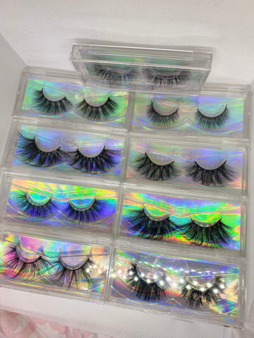 3D Beautyy Lashes