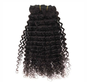 Kinky Curly Clip in Extensions