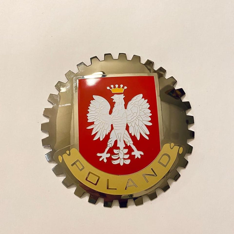 Polska Car Shield