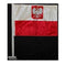 Polish Car Window Flag. Heavy duty.
